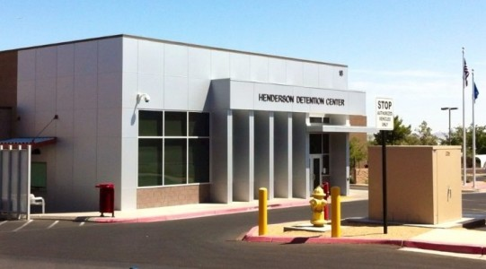Henderson Detention Center Nevada