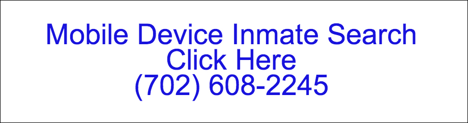 Mobile Device Inmate Search